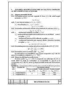 Calculul de Proiect al Reductorului Conic - Pagina 2