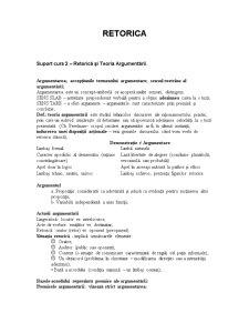 Retorica 2 - Pagina 1
