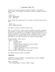 Curs AUTOCAD - Pagina 1