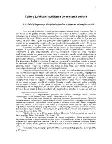 Drept și Legislație în Asistență Socială - Pagina 2