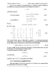 Urmarirea Estimarii si Identificarii in Comanda Proceselor - Pagina 2