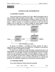 Estimatoare Deterministe - Pagina 1