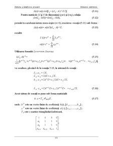 Estimatoare Deterministe - Pagina 4