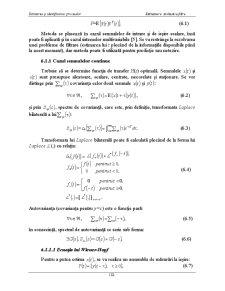 Estimatoare Stochastice-Filtre - Pagina 2