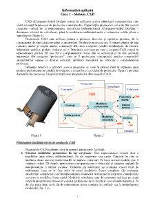 Cursuri Informatica Aplicata - Pagina 1