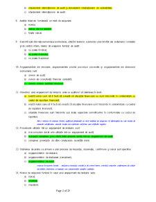 Standarde Internationale de Audit - Pagina 2