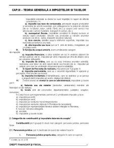 Drept Financiar Fiscal - Pagina 2