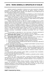 Drept Financiar Fiscal - Pagina 5