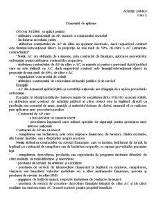 Achiziții Publice Curs 2 - Pagina 1