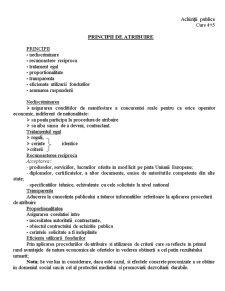 Achizitii Publice Cursurile 4 si 5 - Pagina 1
