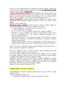 Sistemul de Programe - Pagina 4