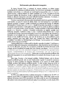 Organisme Transgenice - Pagina 4