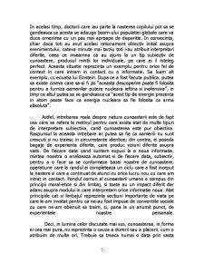 Obiectiv si Subiectiv in Cunoastere - Pagina 5