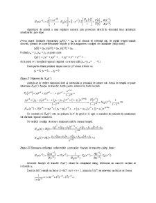 Proiectarea Regulatoarelor Numerice pe Baza Răspunsului Impus al SRA - Pagina 2