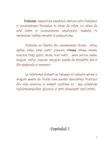 Proiect Tehnologic - Dulceata de Cirese - Pagina 5