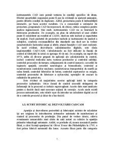 Proiectare Asistata de Calculator - Pagina 5