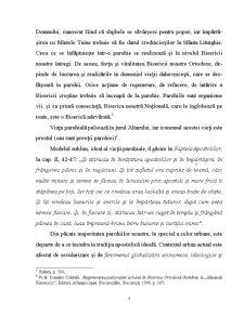 Parohia spatiu activ al preotului - Pagina 4