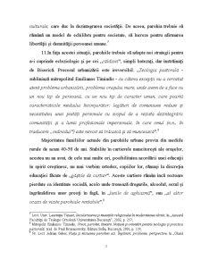 Parohia spatiu activ al preotului - Pagina 5