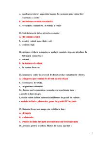 Grile Seminarii - Dreptul Familiei - Pagina 5