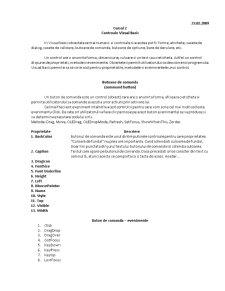 Bazele Programarii pe Obiecte - Pagina 1