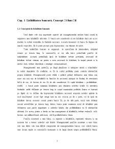 Strategii Bancare in Domeniul Lichiditatii - Pagina 3