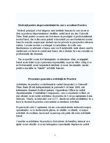 Monografie Unicredit Tiriac Bank - Pagina 4