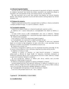 Dreptul Familiei - Note de Curs - Pagina 2