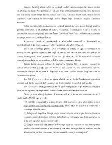 Felurile și Caracterele Arbitrajului Comercial - Pagina 2
