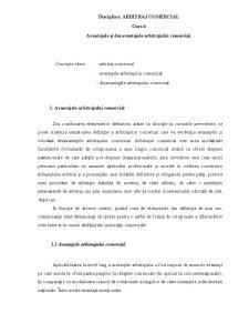Avantajele și Dezavantajele Arbitrajului Comercial - Pagina 1