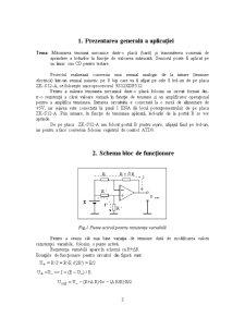 Proiect la Microprocesoare - Pagina 3