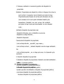 Drept Civil - Drepturi Reale si Obligatii - Pagina 3