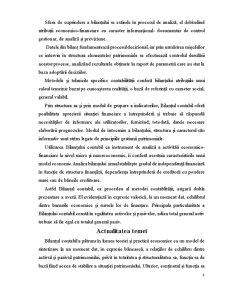 Conținutul și Modul de Întocmire a Bilanțului Contabil - Pagina 4