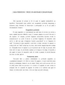 Asigurari si Reasigurari in Europa - Caracteristici, Dinamica, Structura - Pagina 3