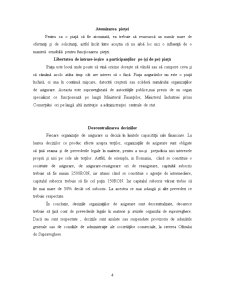 Asigurari si Reasigurari in Europa - Caracteristici, Dinamica, Structura - Pagina 4