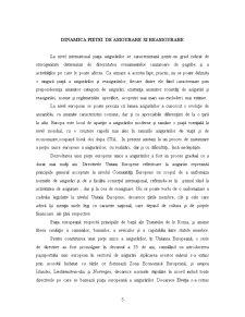 Asigurari si Reasigurari in Europa - Caracteristici, Dinamica, Structura - Pagina 5