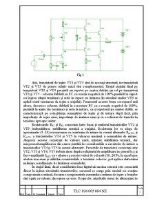Proiectarea unui Amplificator de Puterea 20W - Pagina 5