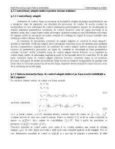 Rețele Neuronale și Logica Fuzzy în Automatizări - Pagina 5