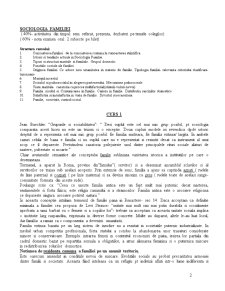 Sociologia Familiei - Pagina 2