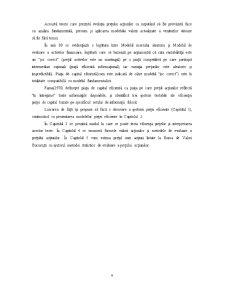 Ipoteza Pietelor Eficiente si Evaluarea Actiunilor - Pagina 4
