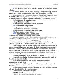 Factorii care Determina Organizarea Contabilitatii SSIF - Pagina 4