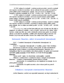 Aspecte Teoretice si Metodologice privind Tratamentul Contabil Acordat Institutiilor Financiare - Pagina 4