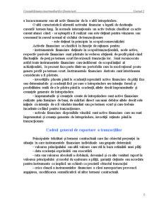 Aspecte Teoretice si Metodologice privind Tratamentul Contabil Acordat Institutiilor Financiare - Pagina 5