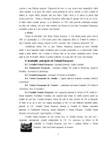 Uniunea Europeana de la A la Z - Pagina 4