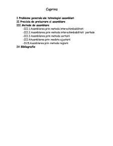 Metode de Asamblari - Pagina 2