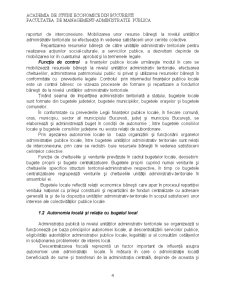 Lucrare Practica - Bazele Contabilitatii Bugetare - Local Agapia - Pagina 4