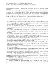 Lucrare Practica - Bazele Contabilitatii Bugetare - Local Agapia - Pagina 5