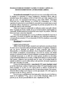 Proiect Tehnologic - Managementul Cresterii Bovinelor - Pagina 4