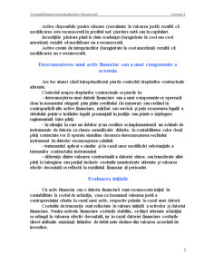 Contabilitatea Intermediarilor Financiari - Cursul 4 - Pagina 2
