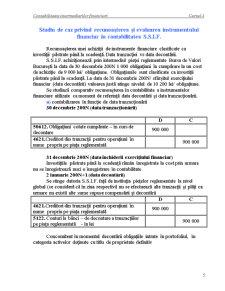 Contabilitatea Intermediarilor Financiari - Cursul 4 - Pagina 5