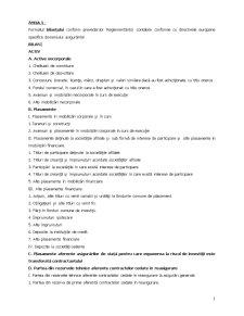 Situatii Financiare in Companiile de Asigurari - Pagina 1